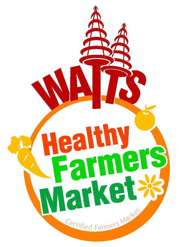 watts farmers market logo