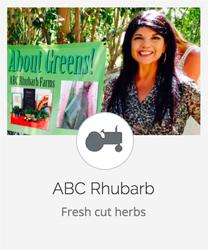 ABC Rhubarb
